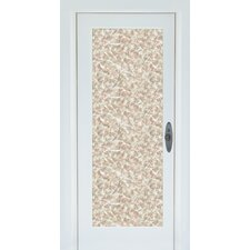 Premium Brushstrokes Door Window Film