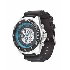 Active Precision 2.0 Watch in Black / Blue