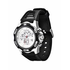 Active Shark X 2.0 Watch in Black / Silver