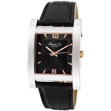 Men's Rectangle Watch