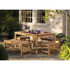 <strong>Oxford Garden</strong> Hampton Dining Set