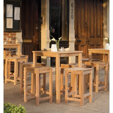 Hampton 5 Piece Bar Set