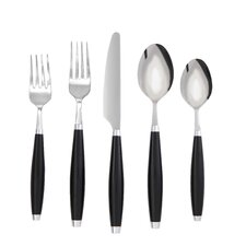 5 Piece Place Setting Flatware Set