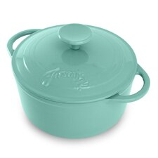 3.5-qt. Cast Iron Round Dutch Oven