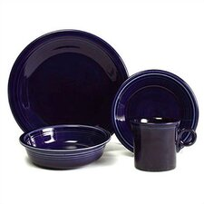 <strong>Fiesta Cookware®</strong> Mix 'n' Match 4 Piece Setting Dinnerware Set