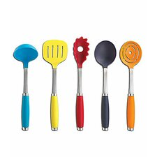 6 Piece Utensil Set