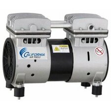 <strong>California Air Tools</strong> 3/4 HP Ultra Quiet & Oil-Free Air Compressor Pump/Motor
