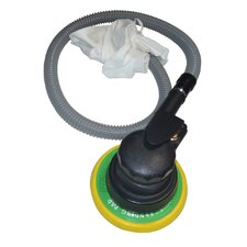 "Composite Orbital Air Sander with 6"" Pad"