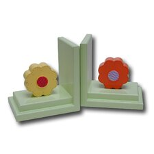 Lolli Flower Book Ends (Set of 2)