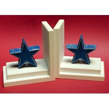 <strong>One World</strong> Star Book Ends (Set of 2)