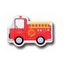 """3.5"""" Fire Truck Knob"""