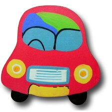 "4"" ToyTown Car Knob"