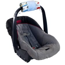 Ritzy Wrap Infant Rodeo Drive Car Seat Handle Cushion