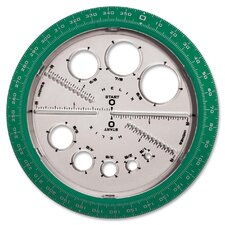 Protractor and Compass Angle