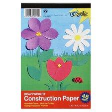 """6"""" x 9"""" Construction Paper"""