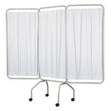 3 Panel Folding Privacy Screen