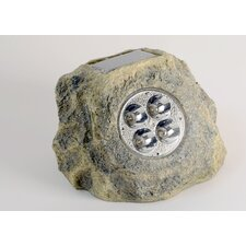 Solar Power Rock Spot Light (Set of 4)