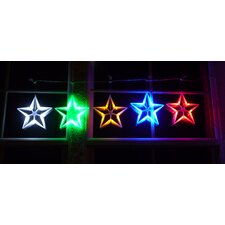 Star String Light in Multi-Color