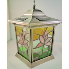 1 Light Flower Garden Landscape Lantern