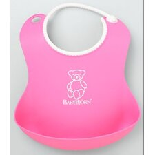 Soft Bib in Pink
