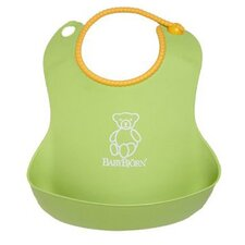 <strong>BabyBjorn</strong> Soft Bib in Green