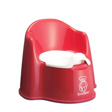 <strong>BabyBjorn</strong> Potty Chair in Red