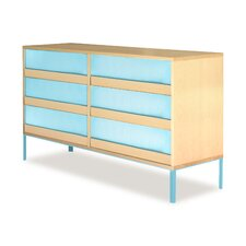Veridis 6 Drawer Dresser