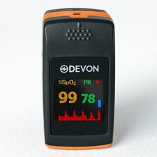 <strong>Devon Medical</strong> PC-60E Adult Fingertip / Pediatric Probe Pulse Oximeter