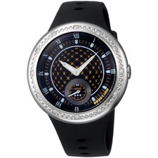 Remix Watch with Black Band