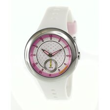 Remix Ladies Watch with White Band