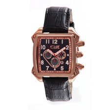 Bumper Men's Watch with Rose Gold Case