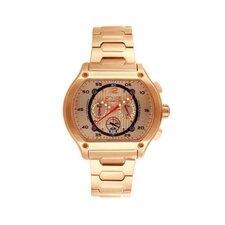 Dash Men's Watch in Rose Gold