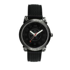 Hub Men's Watch in Black