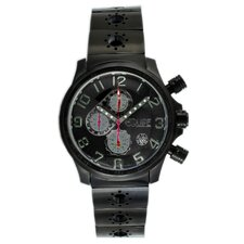 Hemi Men's Watch with Black Band and Case