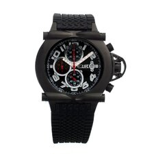 Rollbar Men's Watch with Black Case and Dial
