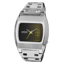 Code Men's Watch in Silver