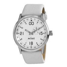 M10 Men's Watch with White Band