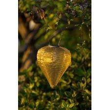 Soji Silk Effect Solar Lantern