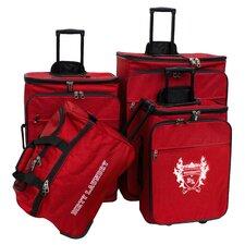 Wash N' Go 4 Piece Luggage Set