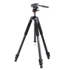 Abeo 283AV Aluminum Tripod w/ PH-113V Video Head