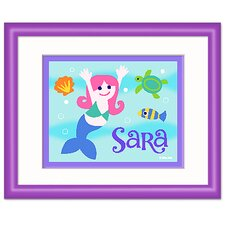 Mermaids  Personalized Print