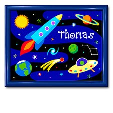 Out of This World Large Personalized Print
