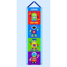 Robots Personalized Growth Chart