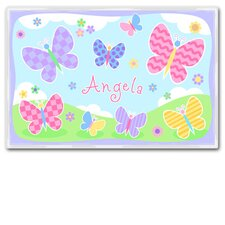 Butterfly Garden Personalized Placemat
