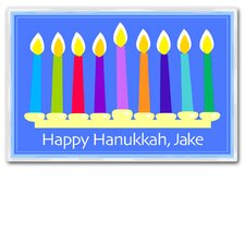 Hanukkah Personalized Placemat