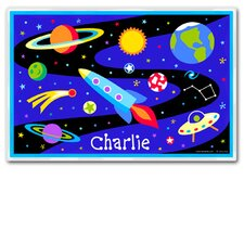 Out of This World Personalized Placemat