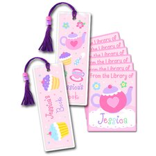 Tea Party Lil' Readers Kit