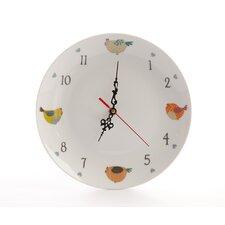 Chirpy Chicks Clock