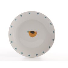 Chirpy Chicks 19cm Side Plate in White