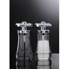 Tap Salt and Pepper Mill Set